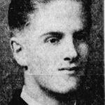WW II - SAMS, WARREN EUGENE