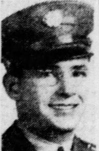 WW II - WOOLEYHAN, HOMER BURTON