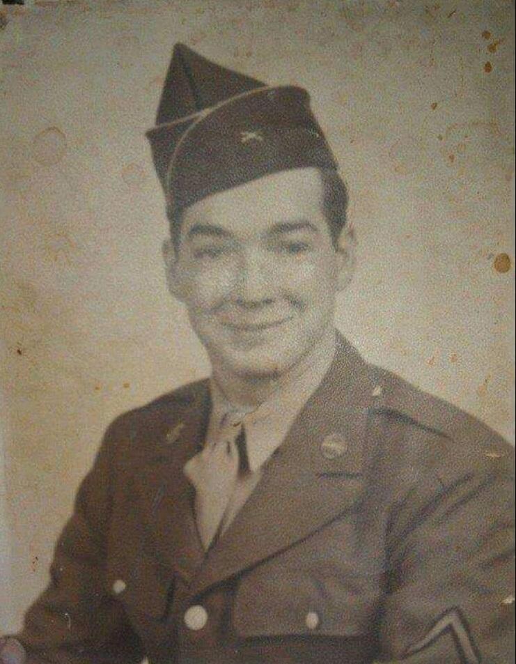 WW II - MARTIN, HAROLD J