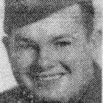 WW II - TOMBERGER, JACK WILLIAM