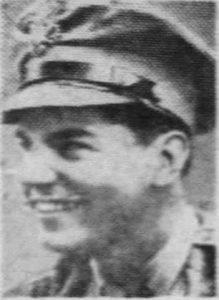WW II - LEOPOLD HARRY BAKER